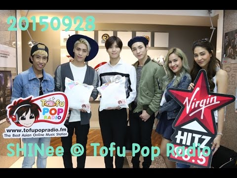 [ENG-SUB] 20150928 SHINee - Tofu Pop Radio