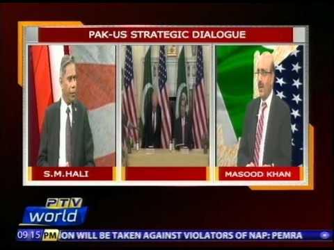 Defence & Diplomacy: Pak US Strategic Dialog