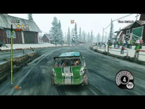 WRC 3: FIA World Rally Championship PC HD Gameplay Compilation