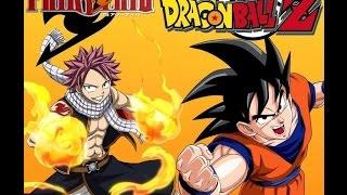 Natsu Dragneel - Goku ?AMV?- IMMORTALS - ANIME FUSION #1