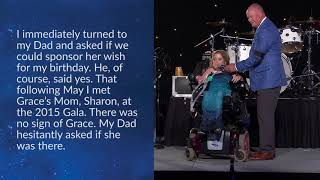 Megan Crowley's Speech - 2018 Make-A-Wish New Jersey Gala