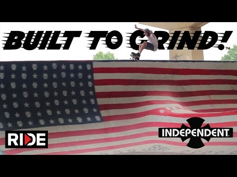 Built to Grind with Willy Akers - Independent Trucks Ep. 1