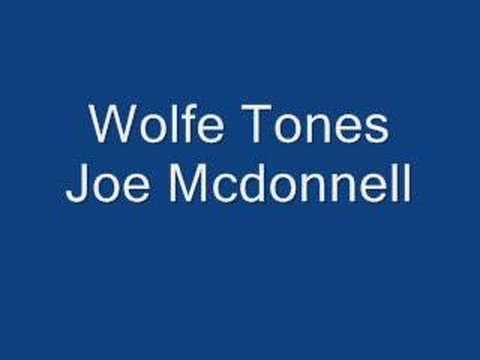 The Wolfe Tones - Joe Mcdonnell