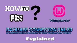 WampServer Not Working!! Know how to fix the problem in 2 mins.