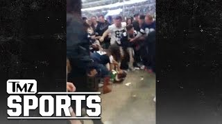GREEN BAY PACKERS FAN STOMPED OUT BY COWBOYS FAN AT AT&T STADIUM After Crushing Loss   TMZ Sports