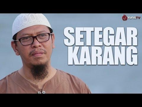 Video Renungan: Setegar Karang (Renungan Bagi yang Tertimpa Musibah) - Ustadz Abu Ihsan, MA.
