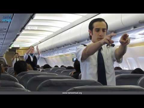 First Flight Quito Ecuador, Bogota Colombia Tame - HD