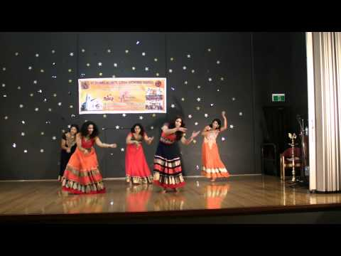 Barso Re Megha...Dance performance by gorgeous ladies of St...