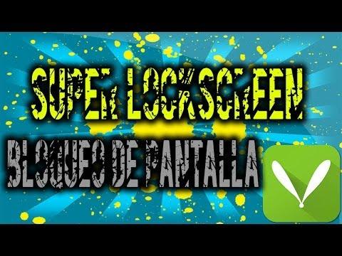 super LockScreen bloqueo de pantalla