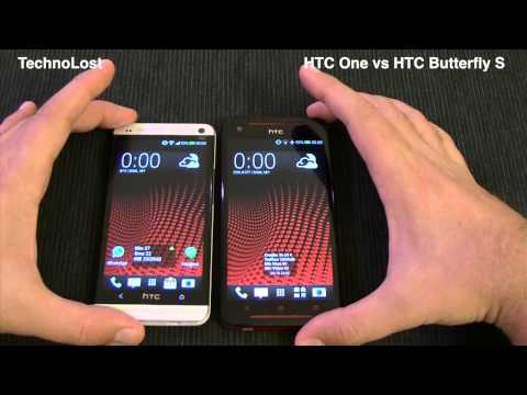 HTC One vs HTC Butterfly S [ITA] by TechnoLost
