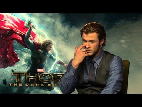 Chris Hemsworth Talks 'Thor 3' & 'Avengers 2   Age of Ultron'
