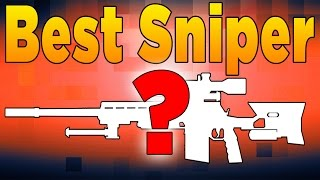 The Best Sniper Rifle in Black Ops 3!? (Call of Duty Tips & Tricks)
