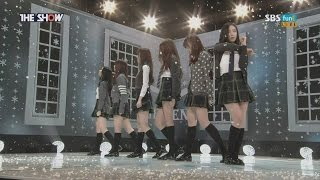 【HD繁體中字】 160126 GFRIEND -  Rough @ The Show