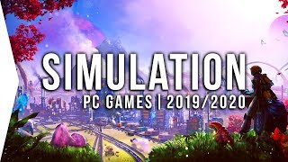 30 Upcoming PC Simulation Games in 2019 & 2020 ► New Management, Tycoon, Building, Sim!