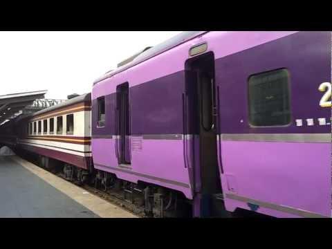 [SRT] Special Express Train No.14 [Ex. JR-WEST Blue Train タイのブルートレイン]
