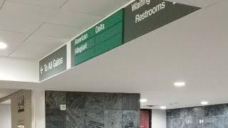 TULSA AIRPORT POLIZEI - \