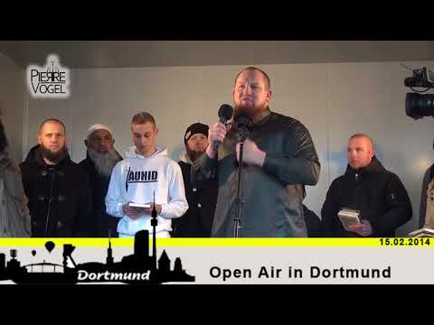 Germans are Converting to Islam - February 2014