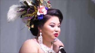 Miss Hmong International 2017 Self Design Clothing