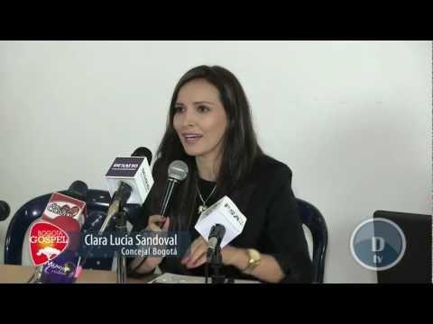 Bogota Gospel 2012 Rueda De Prensa Desafio online News