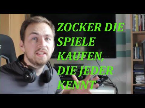 5 ZOCKER DIE SPIELE KAUFEN, DIE JEDER KENNT !!!