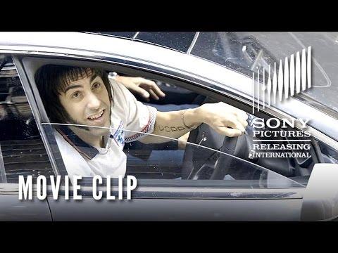 Grimsby - Bulletproof Glass Clip - Starring Sacha Baron Cohen - At Cinemas February 24