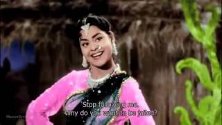 Reshmi Salwar Kurta Jali Ka   Naya Daur 720p HD Song)  لطفي الغالي