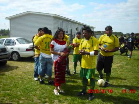 Aguacatan-Delaware, equipo CHALCHITEKO , 2010 be dj pRZ.wmv
