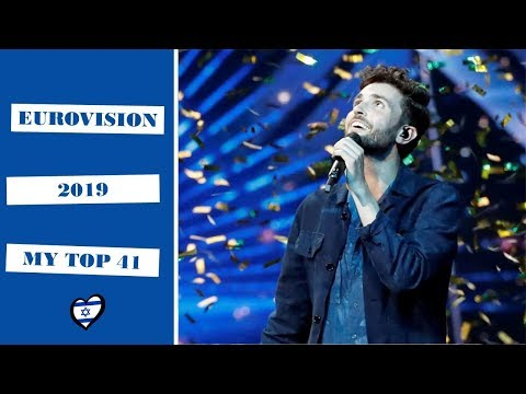 Eurovision 2019 || My top 42 (With comments)