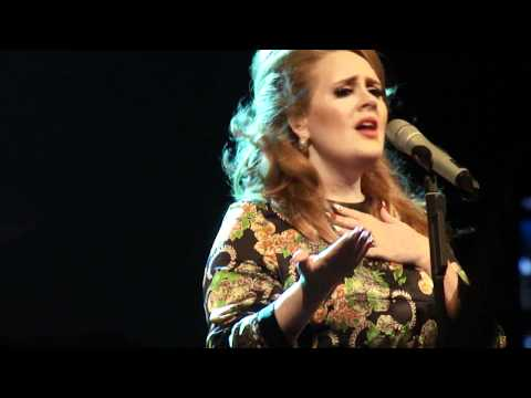 Adele - Someone Like You - Las Vegas 8/20/11 Music Videos