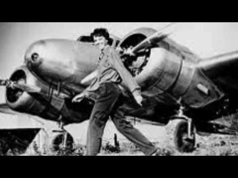 What happened to Amelia Earhart?