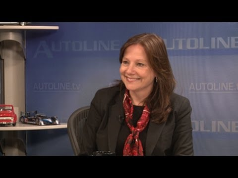 GM's Head of Global Product - Autoline This Week 1644