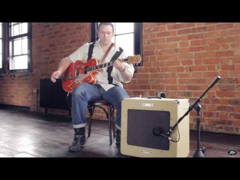 Darrel Higham - Peavey Delta Blues Full Performance
