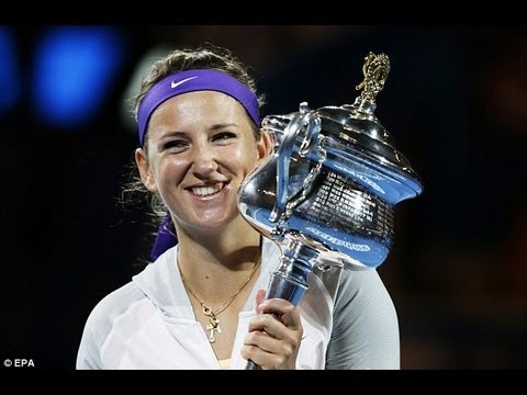 Victoria Azarenka vs Li Na - Australian Open 2013 Final Highlights