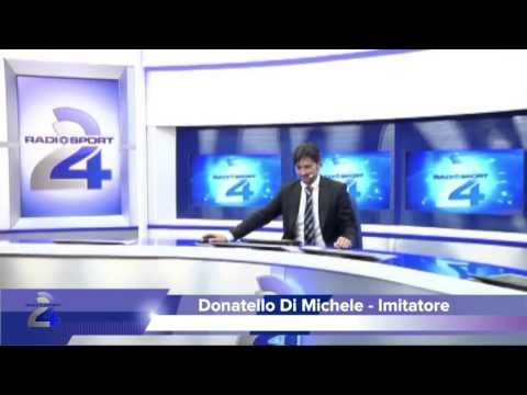 Donatello Di Michele interviene a Radio Sport 24
