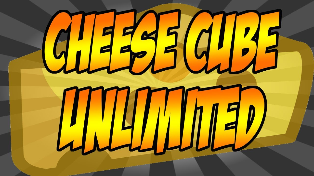 cheese cube unlimited
