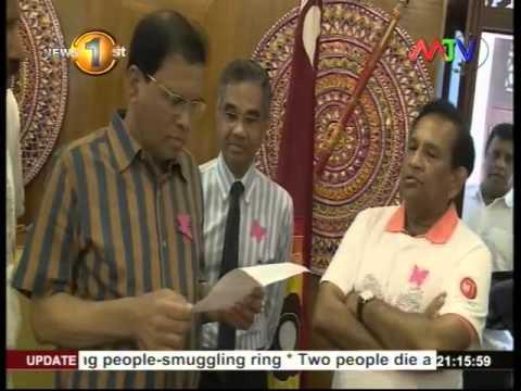 World Mental Health Day observed under auspices of President Sirisena