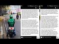 Seorang Driver Gojek Dipecat Gara-gara Pelanggan Tega Lakukan Hal Ini