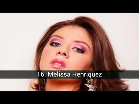 De mooiste vrouwen van El Salvador