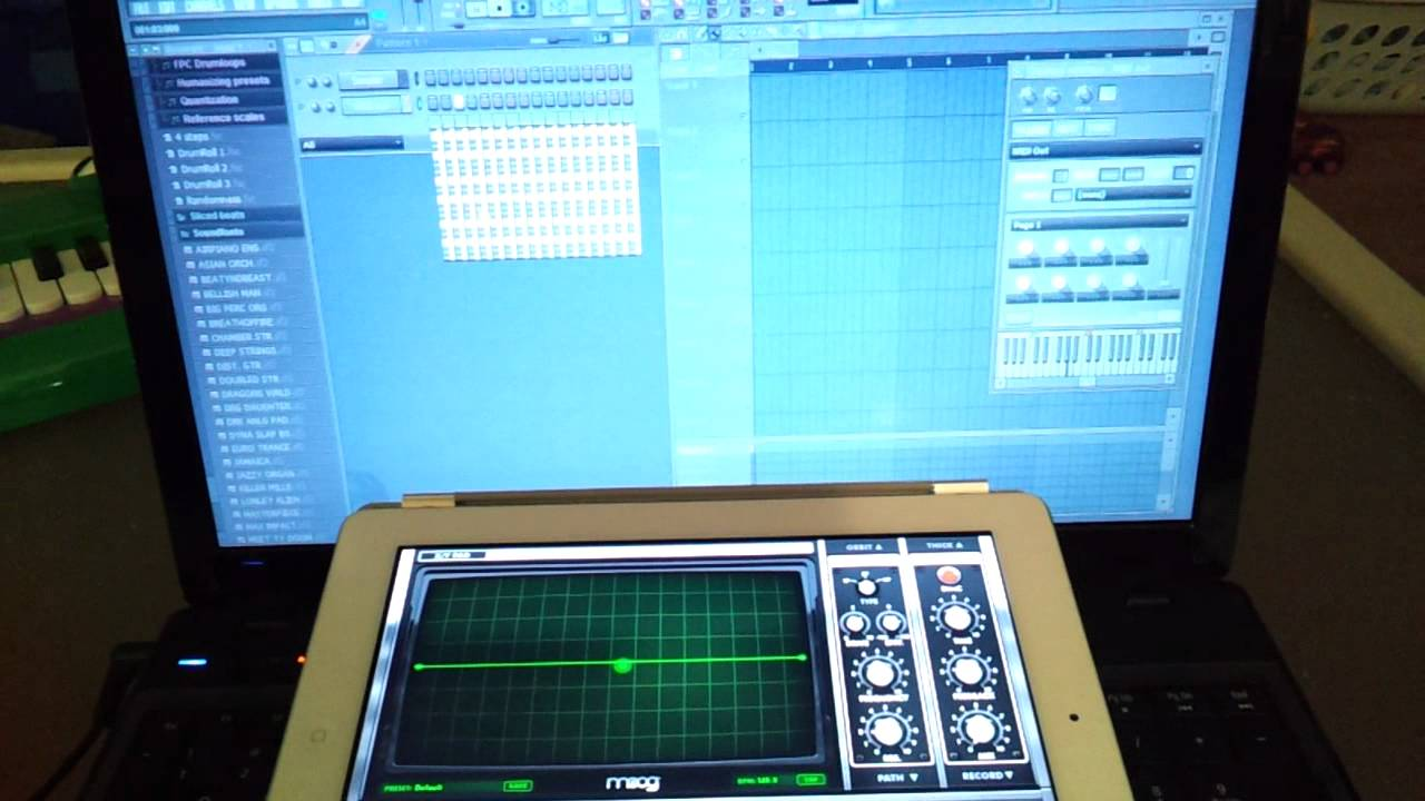 Animoog for iPad! - MIDI Designer Q&A
