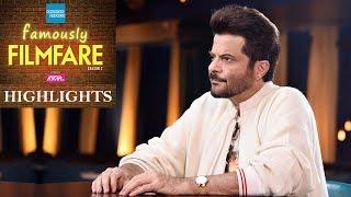 Anil Kapoor Episode Highlights | Anil Kapoor Interview | Famously Filmfare Season 2 | Filmfare