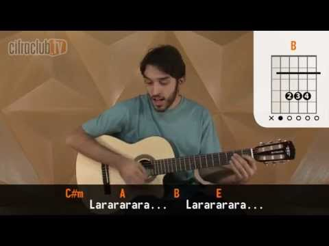 Download  Morena - Scracho aula de violão simplificada Gratis, download lagu terbaru