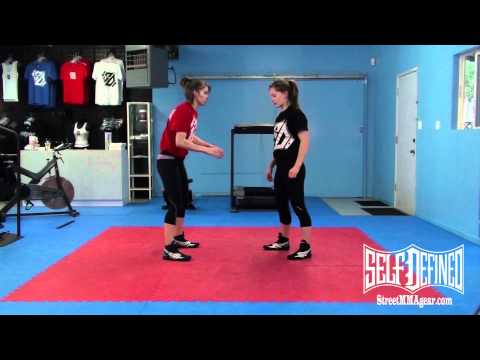 How to Sprawl Reverse: Beginner Women's MMA Wrestling Techniques Image 1
