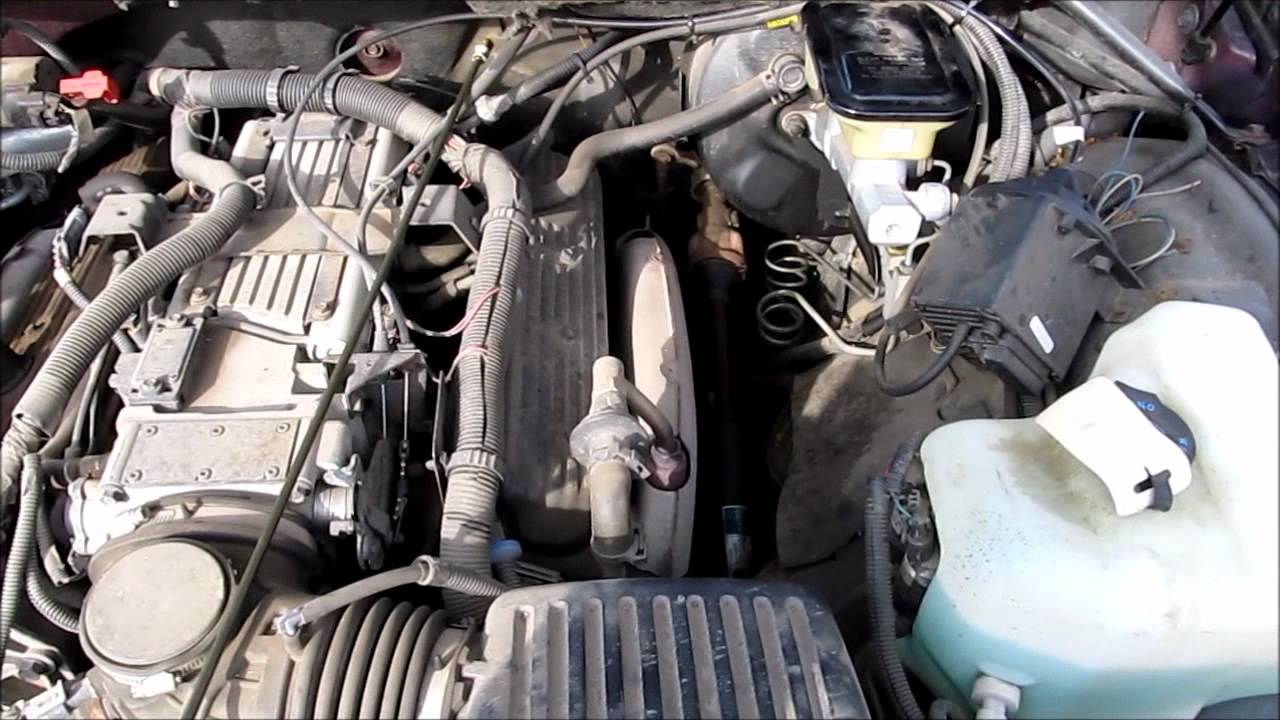 Another Brake line repair on my 1994 Chevy Caprice - YouTube