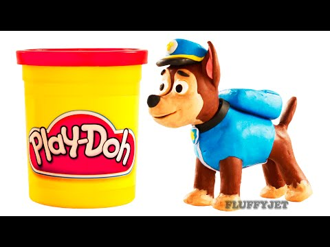Paw Patrol Stop Motion video for children