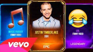 Black Ops 3 - 'Supply Drop Opening' Song Parody!  (Justin Timberlake Parody)