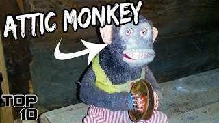 Top 10 Scary Mysterious Toys People Randomly Found