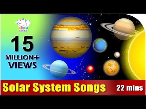 the solar system song kidstv123 - photo #30