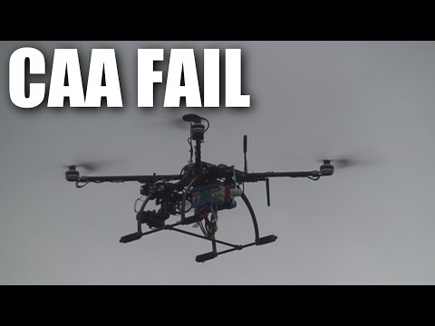 Rant: New Zealand CAA's new drone rules, almost a year on