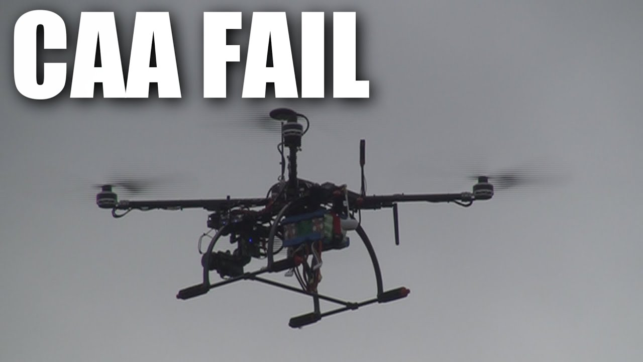 Rant  New Zealand CAA s new drone rules  almost a year on