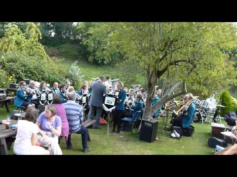 CHALFORD BAND - Just the way you are